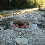 Greylock Hot Springs in Idaho