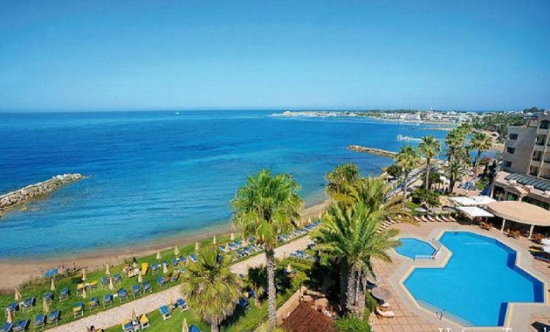 туры на Кипр в мае море
