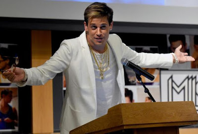 Milo for Glasgow Uni Rector? Let him stand, let him lose.