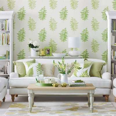 Wallpaper for living room – HOUSE INTERIOR