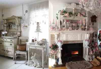 Interior decorating ideas: Shabby chic interior design