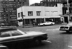 125 Delancey Street in 1979 (photo by Alan Moore)