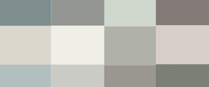 Favourite Paint Colours