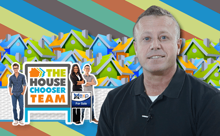 Shawn Linfoot from the House Chooser Team with Exp Realty