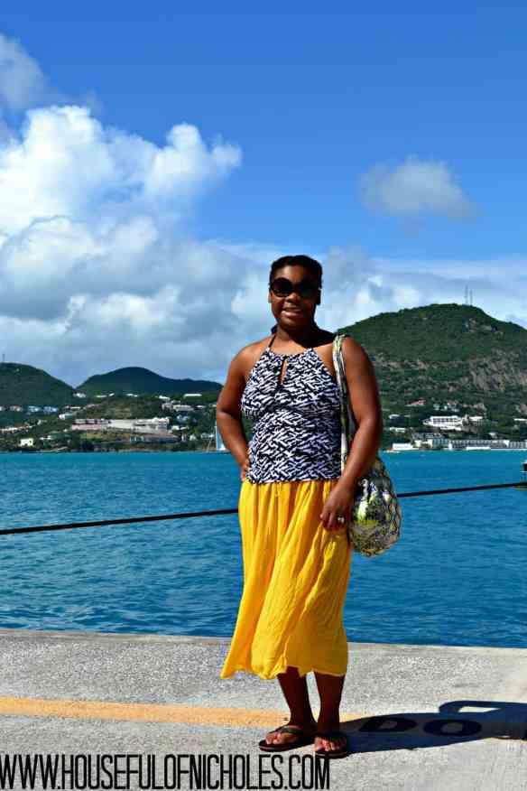 St. Maarten - Norwegian Epic