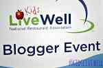 Healthy, Fun, Food Options for Children #KidsLiveWell