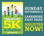 Neighborhood Parents Network Strollers First 5K & Festival – Registration & Membership #Giveaway