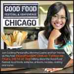 Good Food Festival Chicago Conference  Twitter Chat! #GoodFoodChi