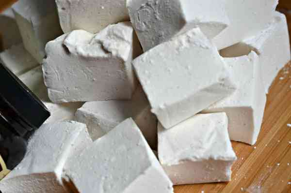 More Marshmallow Squares