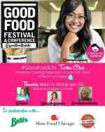 Good Food Festival Twitter Chat