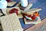 Start School Like a Champion with Back to School PB&J S'mores