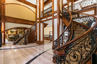 Shaquille O'Neal Florida Mansion For Sale