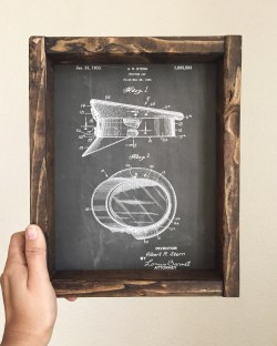 Peachy A Bit This Little Rustic Frame Took An A Common Some Walnut Stain Under It Fits An Print Iordered Built This Rustic Frames Patent Prints