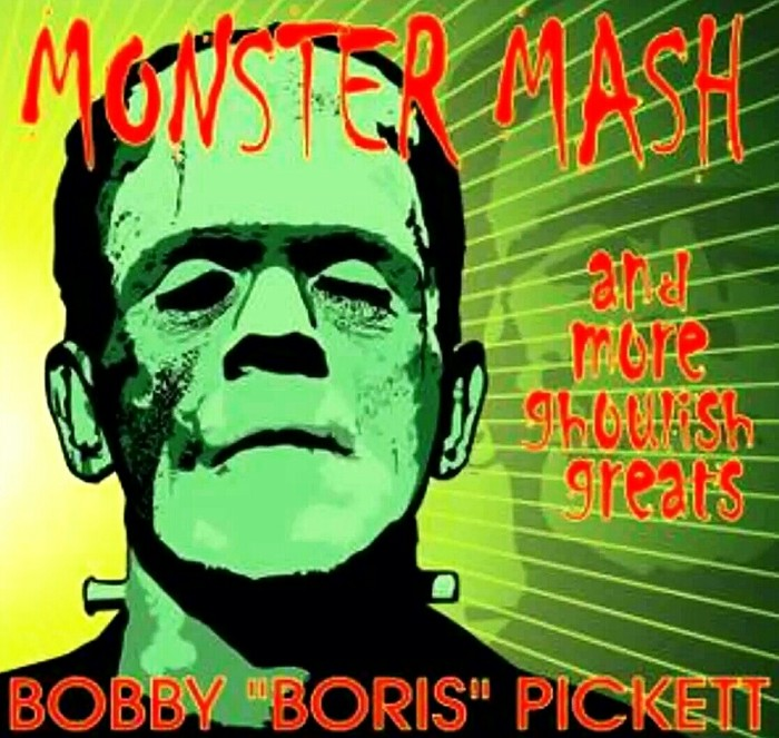 "#OnThisDay... October 20, 1962 • BOBBY (Boris) PICKETT: Billboard ""Shells Out"" to the 'Monster Mash' [AUDIO+DEEPTRAX] /"