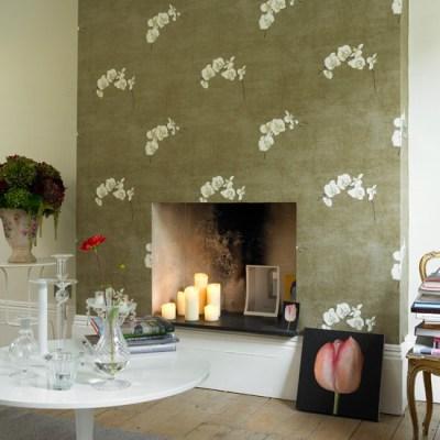 Cosy fireplace | Take a look around a Georgian thrifted home | housetohome.co.uk