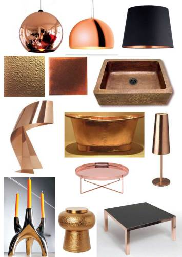 2 copper pendant light kitchen Copper