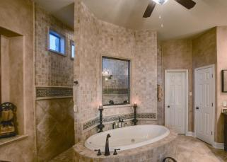 Tile and Stone are available at your design appointment