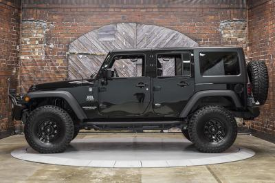 2015 Jeep Wrangler Unlimited Sport Automatic