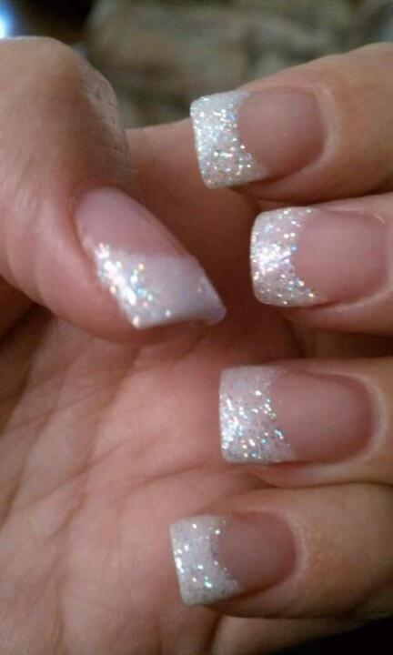 Glitter Nail Art Ideas