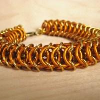 Triangular Chain Bracelet