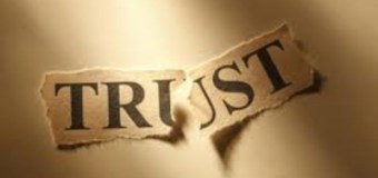 I don't feel I can Trust Him – What Should I Do?