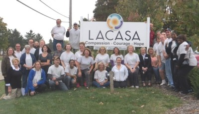 LACASA Key Plastics Volunteers.Group Photo 10.6.2015 (3)