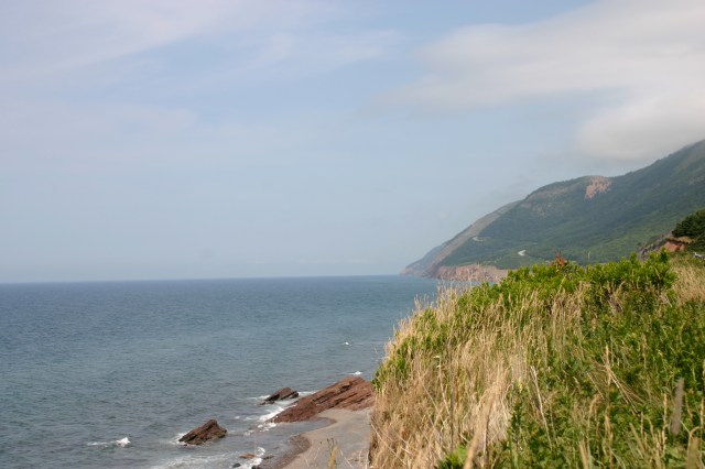 The Cabot Trail, Cape Breton, Nova Scotia