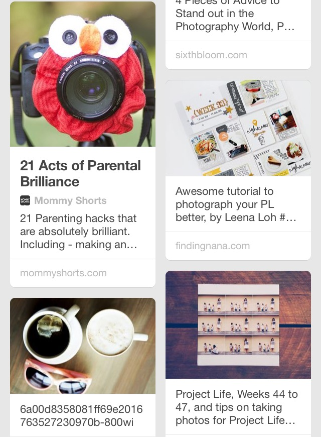 JulieGagen | Photography Tips & Everday Photo Ideas Pinterest Board