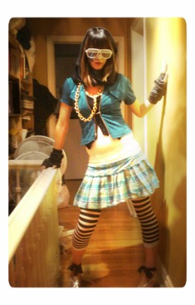 Random Teen Costume