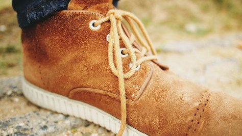 shoe laces might make you more than you realize!