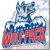 Hartford Wolf Pack Logo