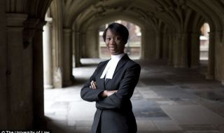 youngest barrister