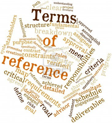 terms-of-reference