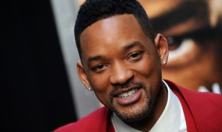 Will Smith attends the 'After Earth' premiere at the Ziegfeld Theater in New York on May 29, 2013.