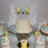 First Birthday Party {Easter Brunch}