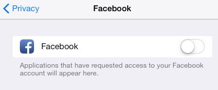 how to delete facebook account through mobile app