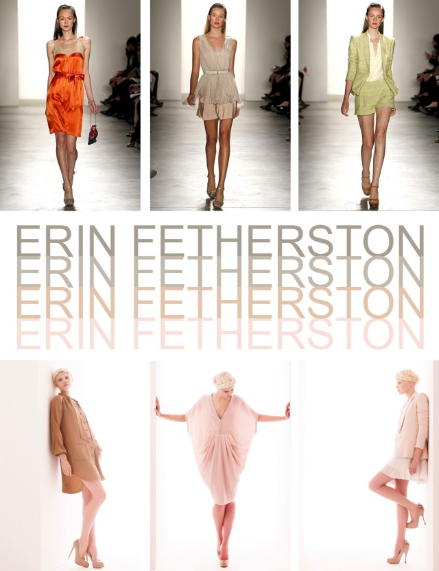 Erin Fetherston Spring 2011 & Fall 2011