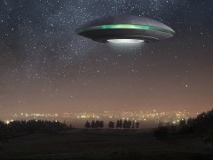 Rare UFO ET Contactee Interview 1964