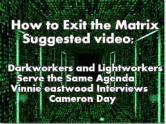 Video: Dark Workers And Light Workers Serve the Same Agenda, Cameron Day