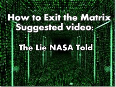The Lie NASA Told- The Imminent Demise Of The NWO