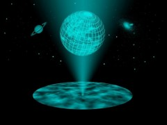 We May be Living in a Hologram: Theoretical Physics Challenges 3D Assumptions