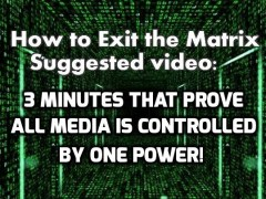 3 Minutes that PROVE All Media is Controlled by ONE Power !
