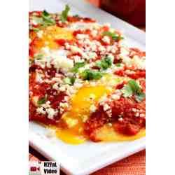 Small Crop Of Easy Huevos Rancheros Recipe
