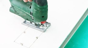 How to Cut A Square Hole In Drywall