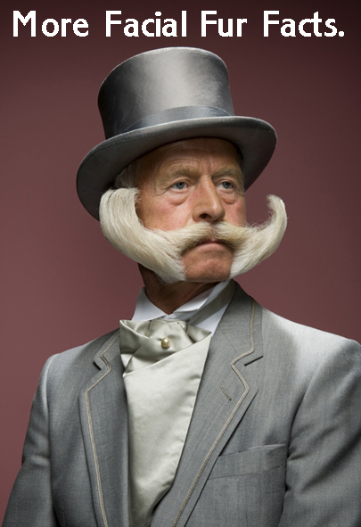 The Fuzzy History Of The Moustache
