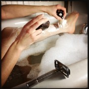 "Wet Shaving for Women – Why this ""Manly"" art is good for us too"