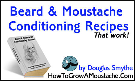 Moustache & Beard Conditioning Manual – Free Ebook
