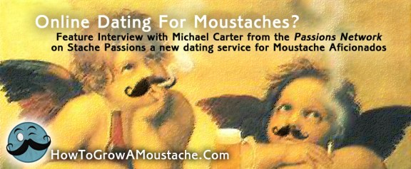Online Dating for Moustaches