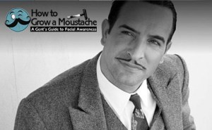 What is a Pencil Mustache ?