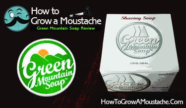 Green Mountain Shaving Soap Review